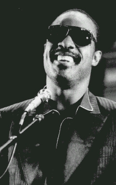 The gallery for --> Stevie Wonder Black And White