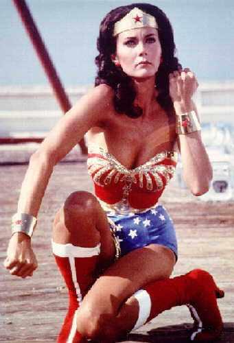 Wonder Woman, Diana Prince