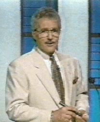 Alex Trebek, Jeopardy! host