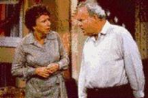 Edith and Archie Bunker, All in the Family