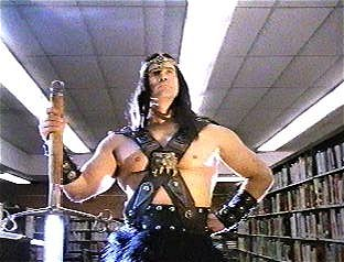 Conan the Librarian