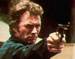 Dirty Harry Callahan, Clint Eastwood