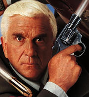 Frank Drebin, The Naked Gun and Police Squad!