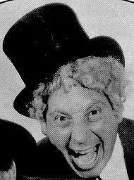 Harpo Marx, The Marx Brothers