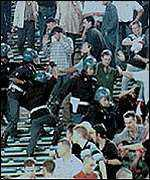 English Soccer Hooligans