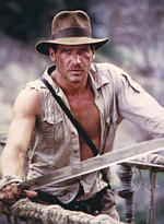 Indiana Jones, Harrison Ford