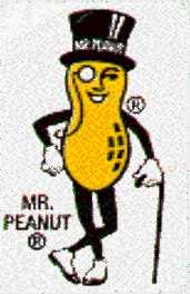 Mr. Peanut, The Planters Spokesnut