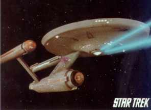 U.S.S. Enterprise, Star Trek