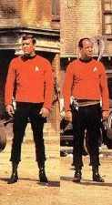 Red-Shirted Ensigns, Star Trek