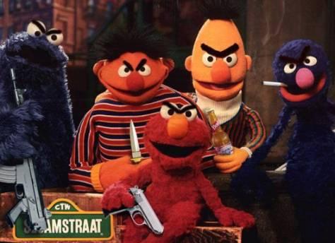 Sesame Street Posse (tm)