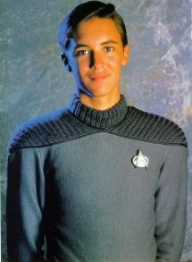 Ensign Wesley Crusher, Star Trek: The Next Generation