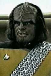 Worf, Star Trek: The Next Generation